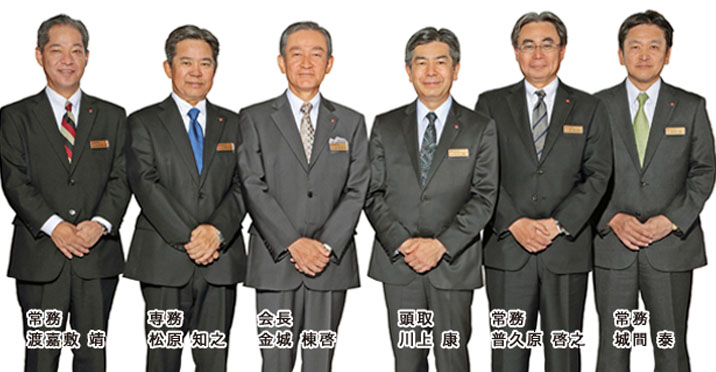 組織図・役員|琉球銀行について...